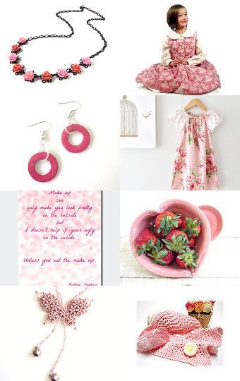 Mamma said: Don't look at me with those eyes. by Sylwia on Etsy--Pinned with TreasuryPin.com