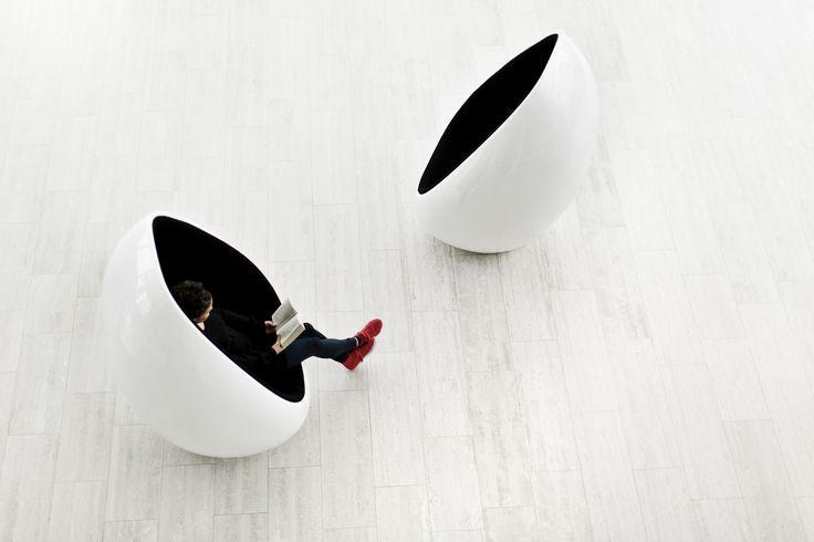 Koop Easy Chair | Contract Furniture | Martela