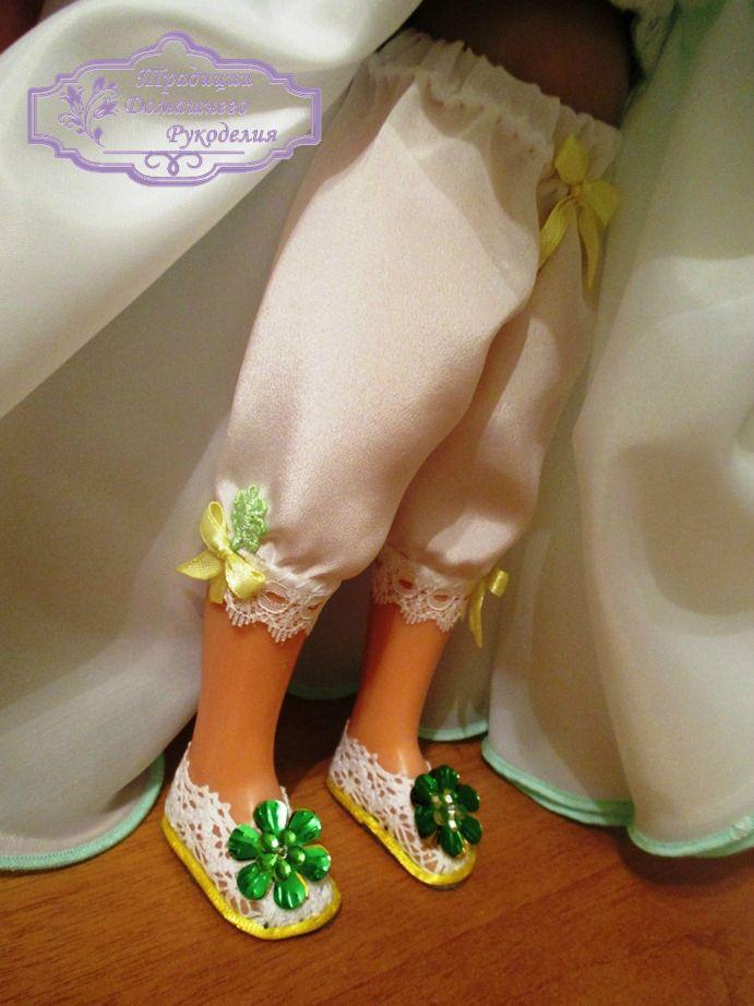 Преображение старой куклы... - Ярмарка Мастеров - ручная работа, handmade