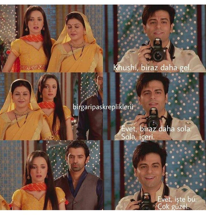 Khushi & Arnav #ipkknd #birgaripaşk #sanayairani #barunsobti #KaranGoddwani
