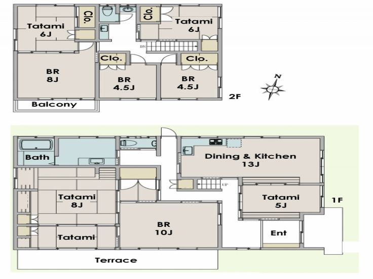 Traditional Japanese House Floor Plan Google Search Traditional Japanese House Home Design Floor Plans Japanese Home Design