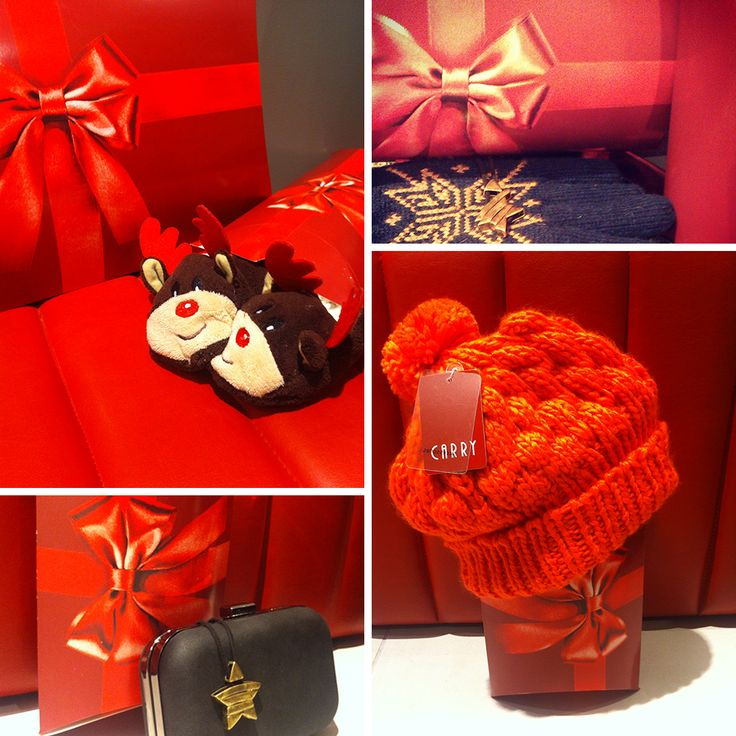 #christmas#gifts#presents#red#love#carry