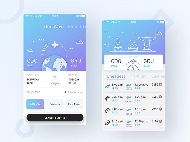 Your Flight Booking App... %desc