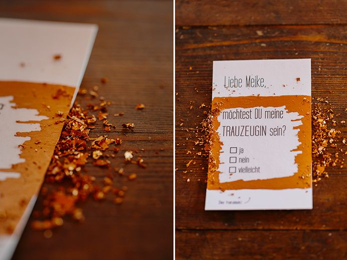 Rubbelkarte – ganz einfach selbst gemacht!