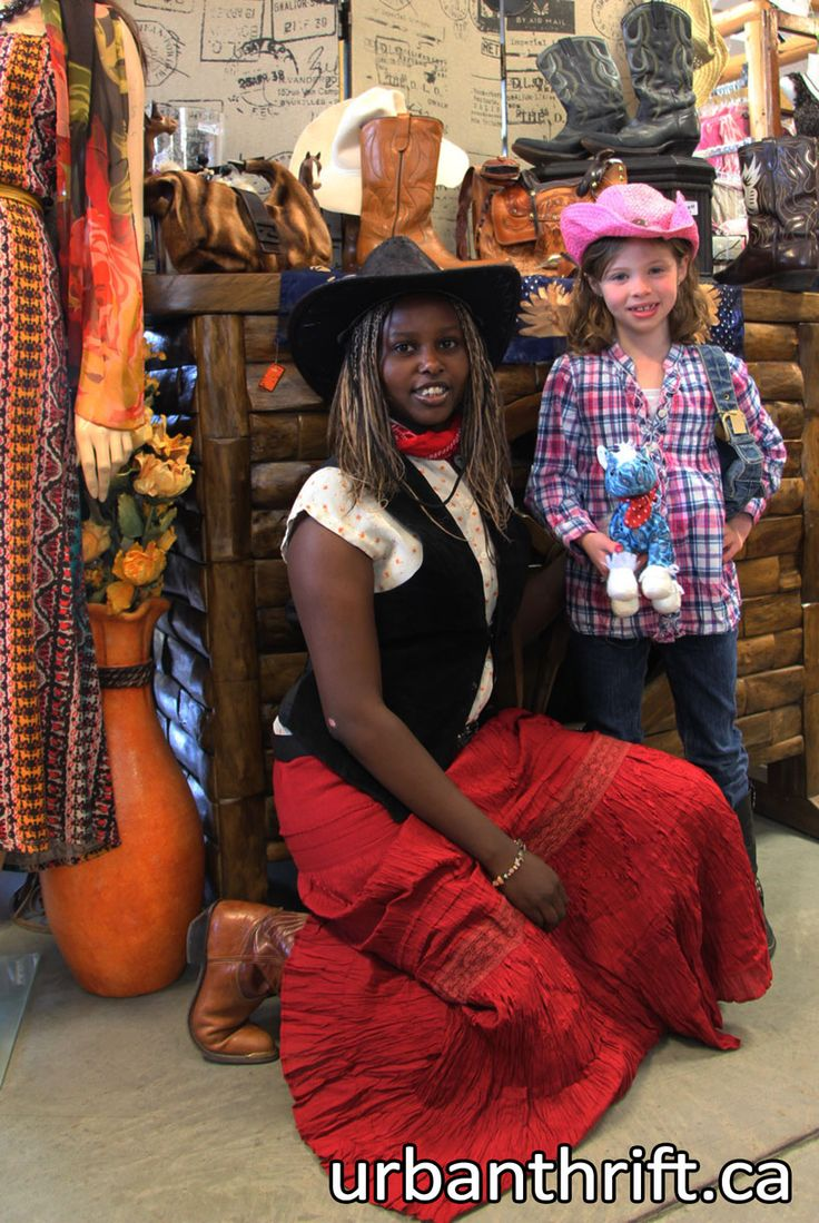 Outfit the Entire Family for #Calgary #Stampede at Prices that Will Get You Shouting 'Yahoo!'