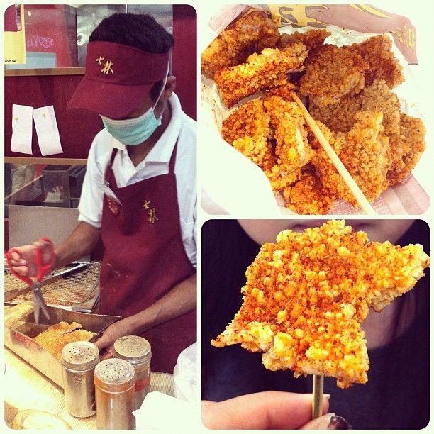 Yummy for tummy!!! Shihlin available at Kuningan City LG
