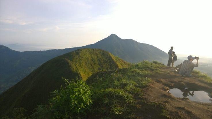 Mt Andong,Ngablak,Magelang,Central Java,Indonesia