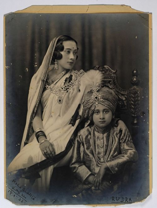 Vintage Indian Photography
