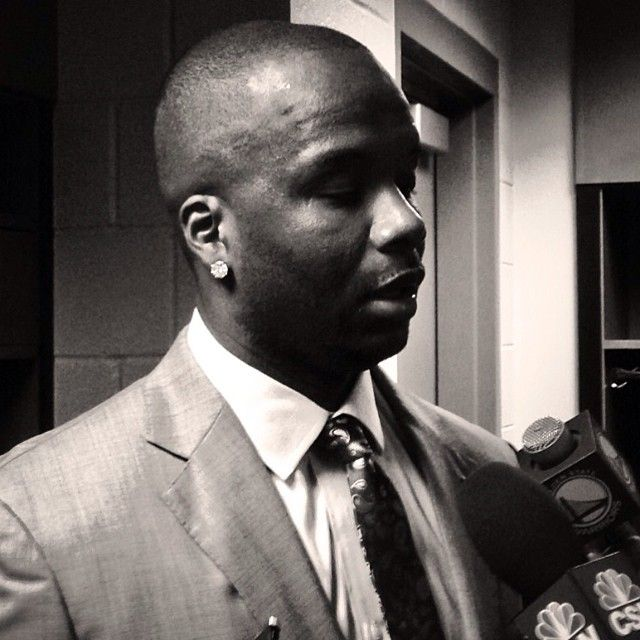 """""""It's been a fantastic run. I'm going to be these guys biggest fan next year if I'm not playing."""" Jermaine O'Neal"""