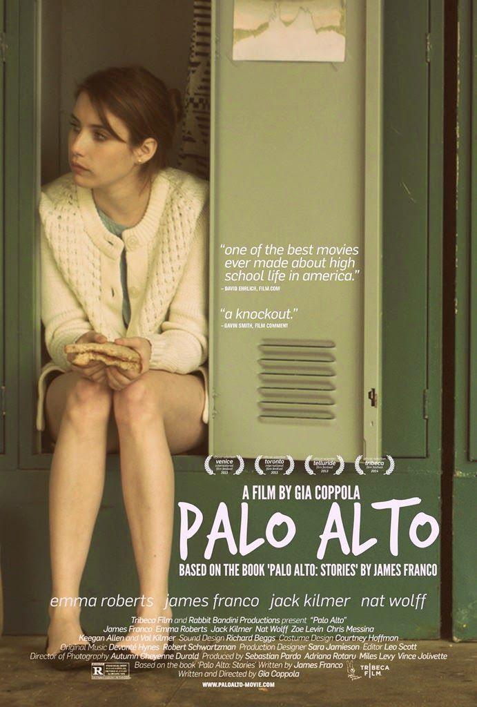 Palo Alto (2013) - Gia Coppola, based on the book written by James Franco