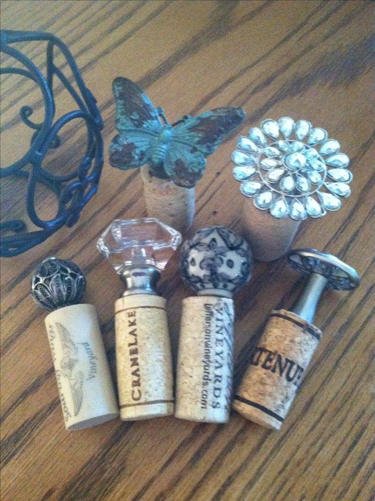 Wine Cork Bottle Stoppers