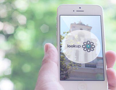 Lookup #App #UI #UX #UserExperience #Cuenca #Turismo #Interfaz