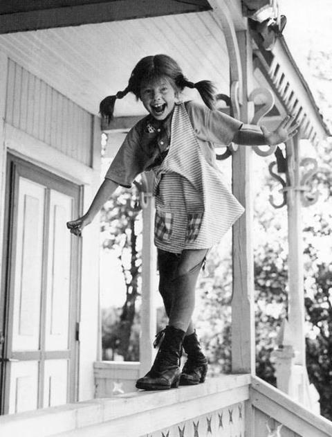 Pippi....I wanted to be her!
