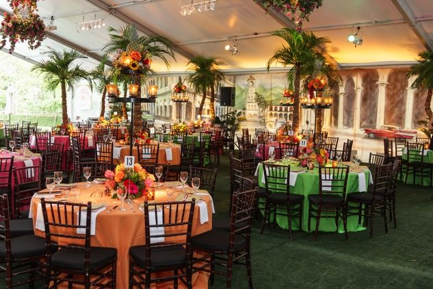 1 The venue at Trees of Houston Root Ball March 2015