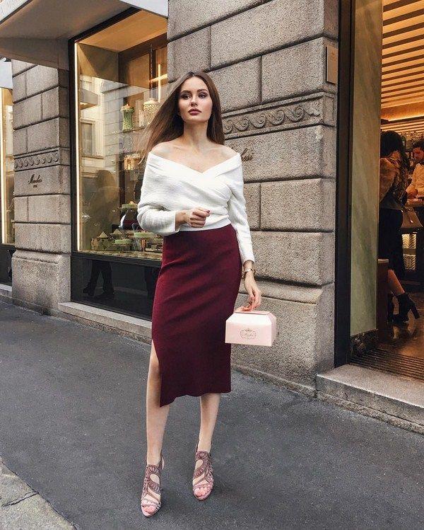 01386d430a524 Street style образы осень-зима 2018-2019: уличная мода, трендовые луки в  городском стиле на фото