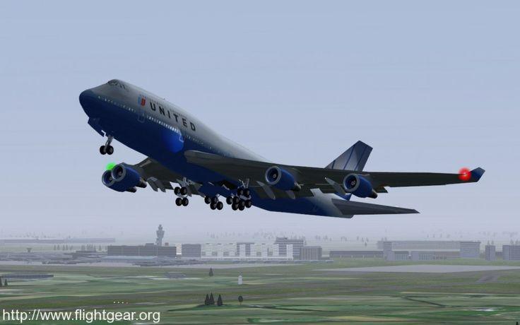 Download Game Simulasi Pesawat Flight Gear