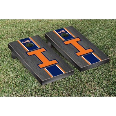 Victory Tailgate College Vault Illinois Fighting Illini Cornhole Game Set - 851443