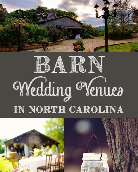 find barn wedding venues in north carolina ahandcraftedweddingcom