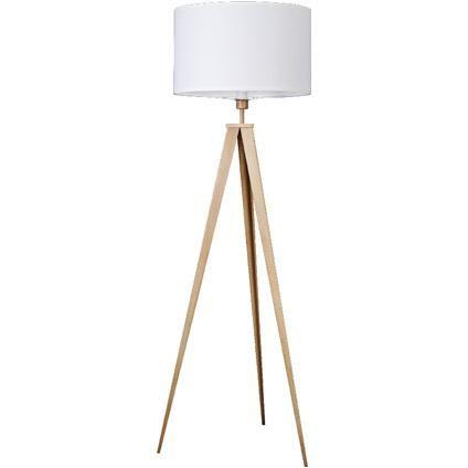 Praxis | Home Sweet Home vloerlamp Tree wit.