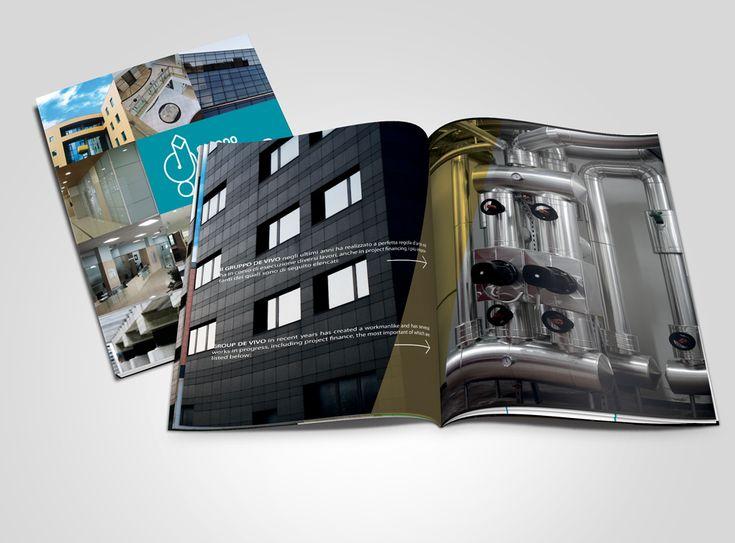 Il catalogo aziendale è uno strumento indispensabile per illustrare i servizi di un'aziendae si presenta conil mezzo più diretto per rende...