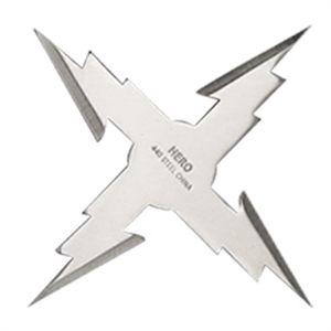 Metallica Ninja Throwing Star For Sale | All Ninja Gear: Largest Selection of Ninja Weapons | Throwing Stars | Nunchucks