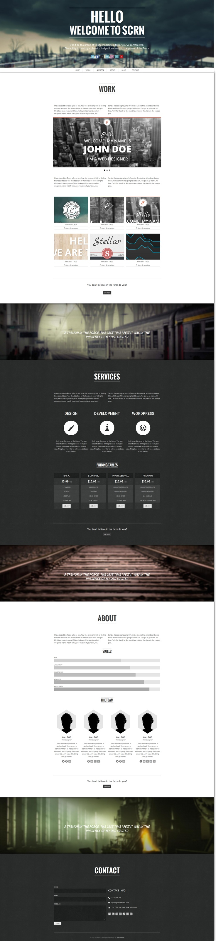 Webdesign | #webdesign #it #web #design #layout