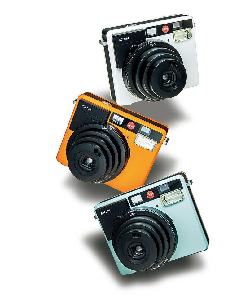 専用モノクロフィルムも用意!──思わず持ち歩きたくなるライカのインスタントカメラ|インテリア・雑貨|GQ JAPAN