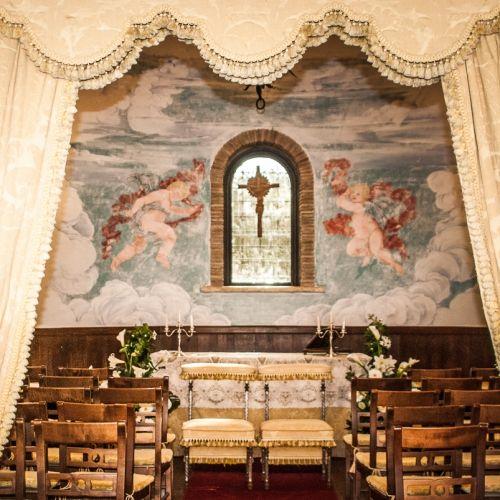 La celebrazione dei riti al Borgo della Merluzza