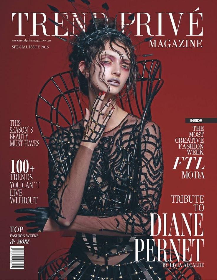 "JUNE 2015 - Tribute to Diane Pernet ""10 Years of ASVOF"" 