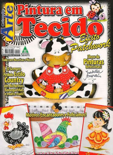 pintura em tecido 2 - Crista Seibal - Picasa Web Albums...FREE BOOK!!