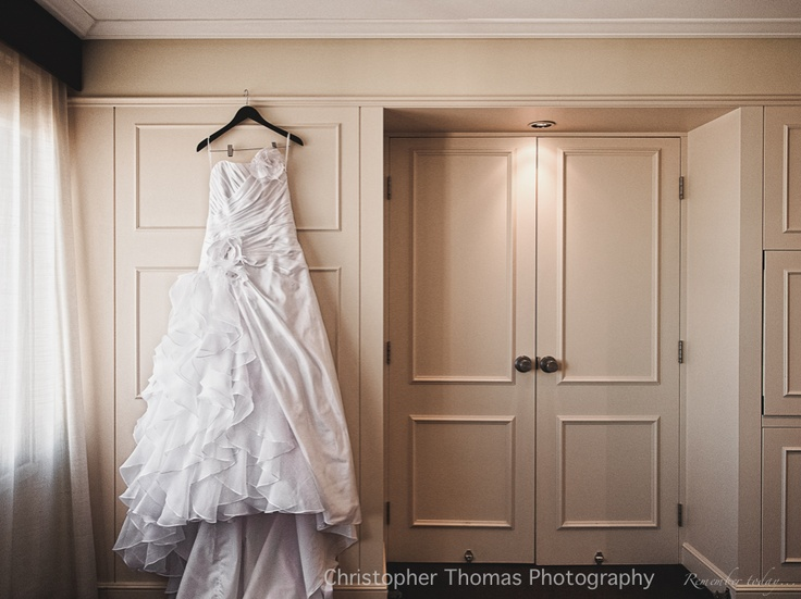 Brisbane Wedding Photography - Christopher Thomas Photography - wedding dress