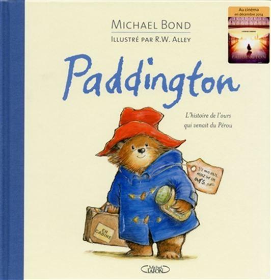 Livres Paddington en anglais ou en français.