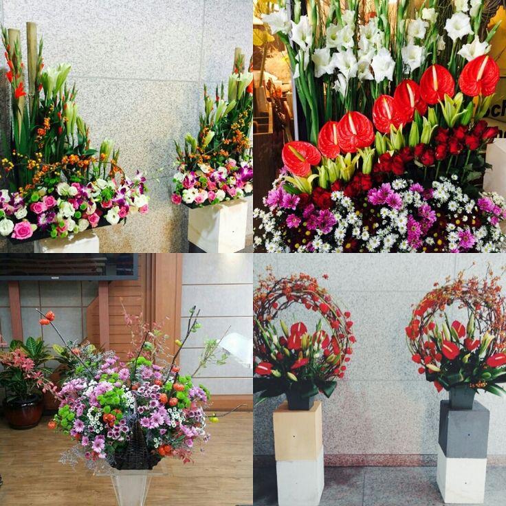 Best Church Flower Arrangements: 178 Best Church Flowers Images On Pinterest
