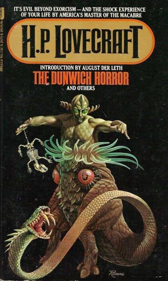 'The Dunwich Horror and others' by H.P. Lovecraft