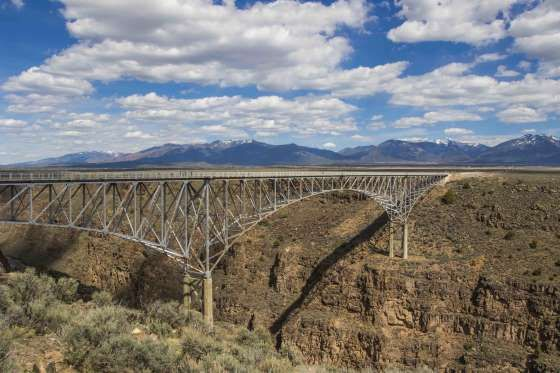 The Drive: The Enchanted Circle Scenic BywayThe Scene: Your journey starts in Taos as you circle aro... - Courtesy of New Mexico Tourism Department