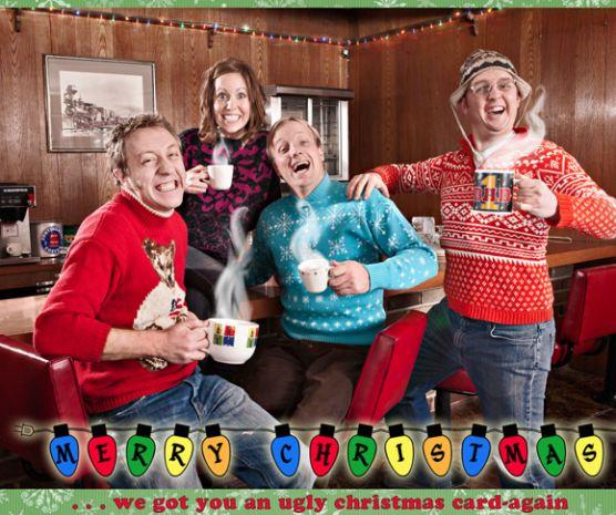 Awkward Family Christmas Photos Bad Funny Photos