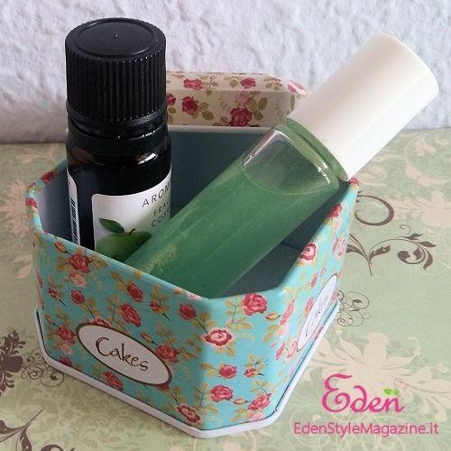 fragranza mela fai da te  - profumo - Ricette cosmetici fai da te ecobio