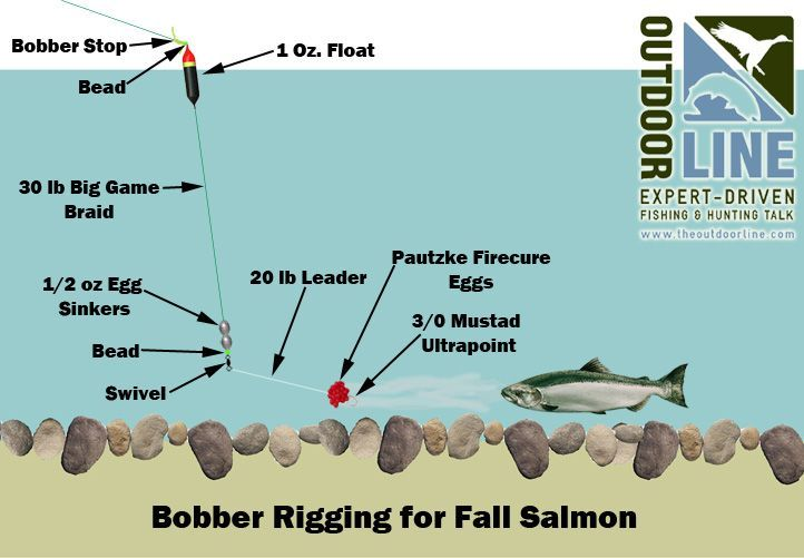 27 best fishing surf images on pinterest fishing rigs for Salmon fishing rigs