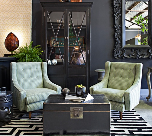 PAD - Passionate About Design  Your one stop shop for the products and services of expert interior decorators, designers, upholsterers and the rarest vintage to new world homewares and fabrics.  287 Young St, Waterloo NSW