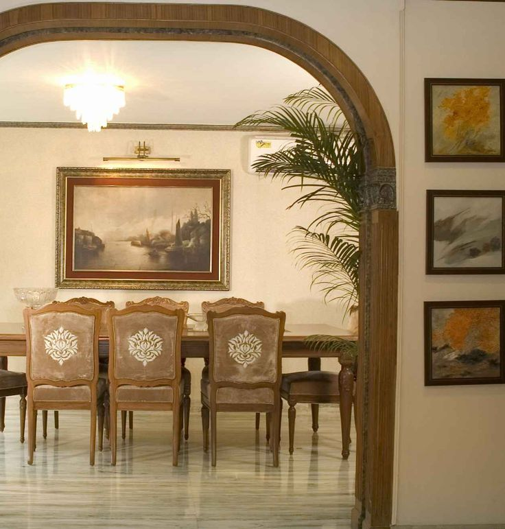 Modern Home Designs From Interior Decorators In Noida  C2NyYXBlLTEtRzRDVGZ4: 99 Best Images About Dining Room Designs On Pinterest