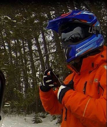 Day in the trails #CKXfashion