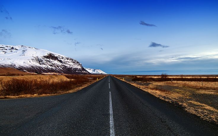 """Iceland S Ring Road Wallpapers: """"Icelandic Road"""" -- #wallpaper By """"Nitrogliserin"""" From"""