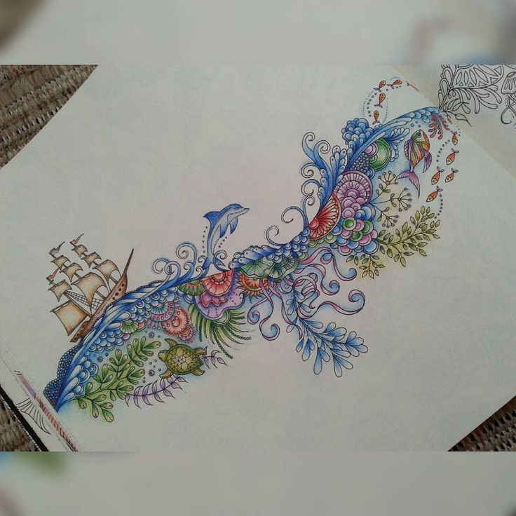 1000 Ideas About Ocean Drawing On Pinterest