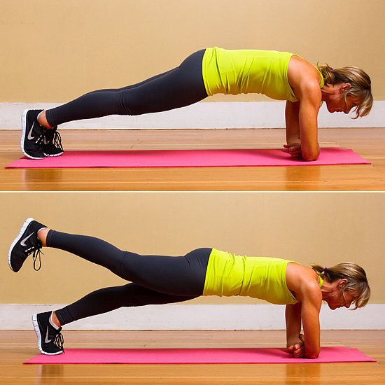 Tone Your Glutes and Core With These Awesome Exercises!   It's harder than it looks, but within a few weeks, you'll feel a difference in your strength and muscle tone.    Start with holding the position for 3-5 breaths on each side. Repeat this 2-4 times and increase when you're ready. #workout #loseweight #newleafdetoxresort