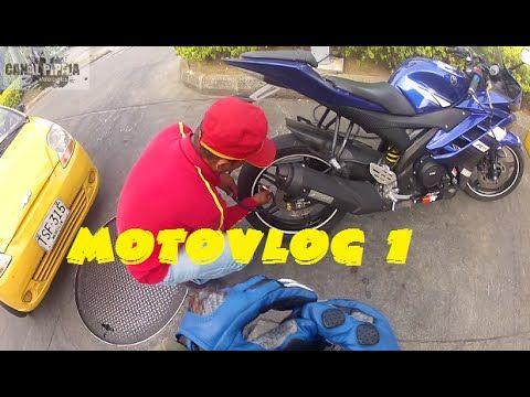 Motovlog #1,  Ambulancia en Medellin, Que tanto se ayuda??