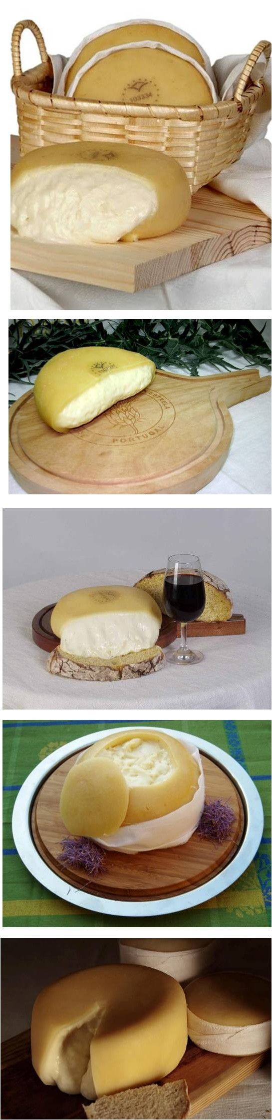 Made in Portugal   From Covilhã the famous Serra cheese, made from the milk of ewes and prized for its rich flavour, but also delicious home-made bread