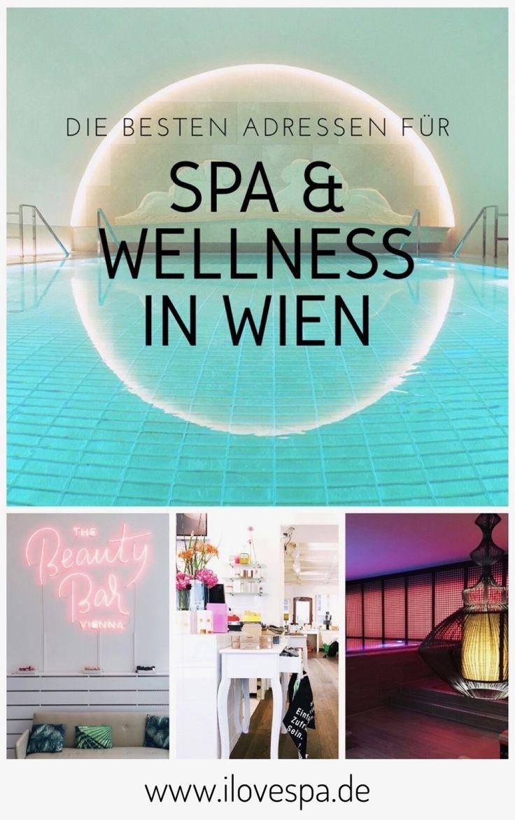 Spa & Wellness in Wien - die besten Spas in Wien
