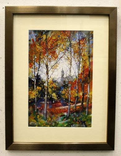 decorate your walls with customized frames and artwork from renowned artists such as pam carter