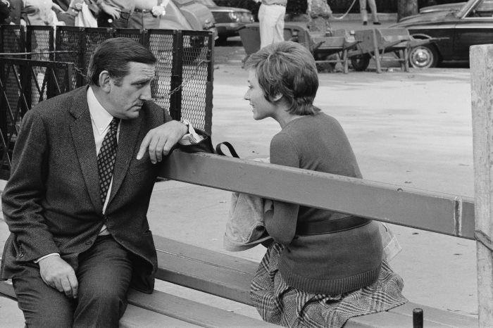Lino Ventura et Marlene Jobert  Dernier domicilie connu 1970