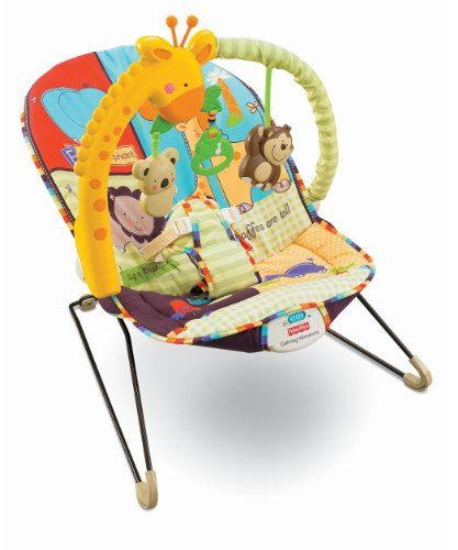 Fisher-Price Playtime Bouncer, Luv U Zoo - http://www ...